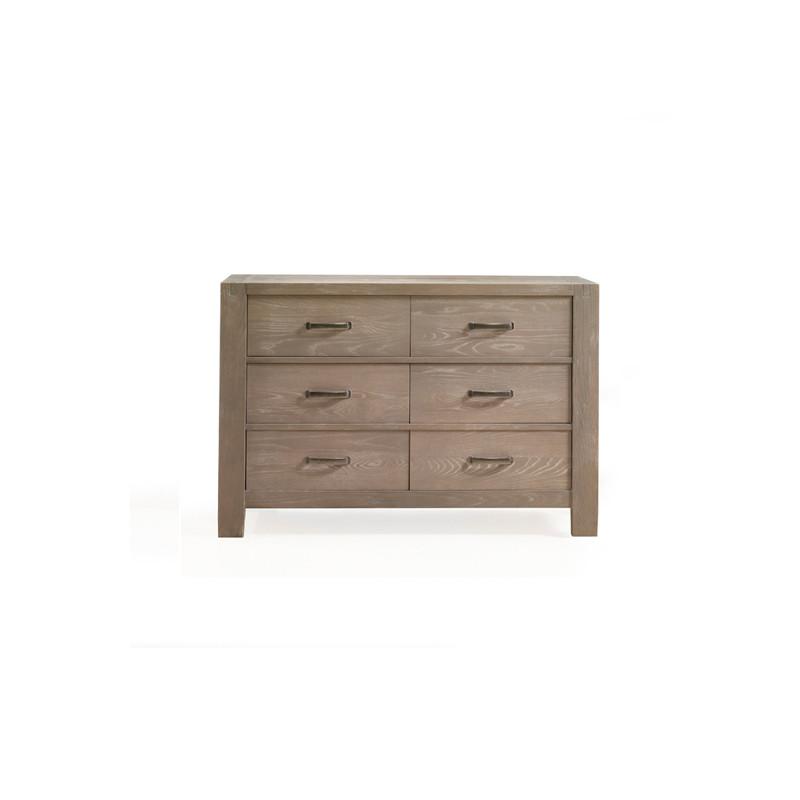 Natart - Rustico - Double Dresser