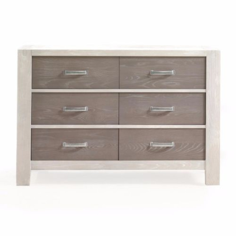 Natart - Rustico-Moderno - Double Dresser