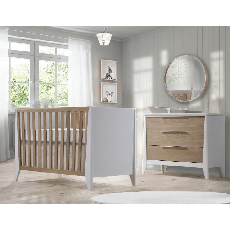 Nest - Flexx Classic Convertible Crib