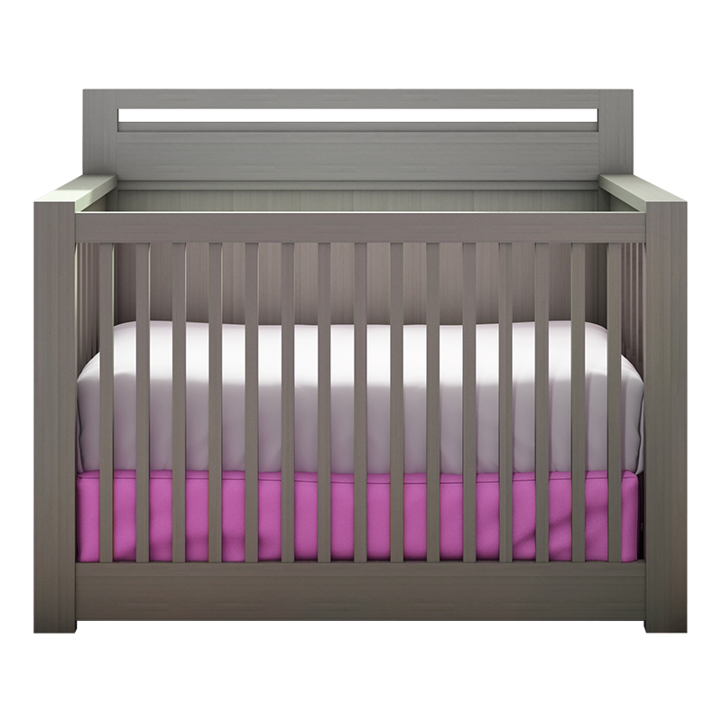 Nest - Milano 5-in-1 Convertible Crib