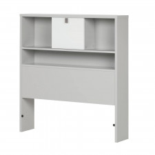South Shore - Cookie - Bookcase Headboard