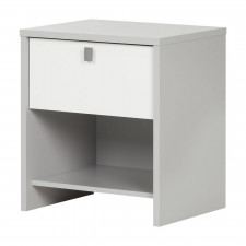 South Shore - Cookie - 1-Drawer Nightstand