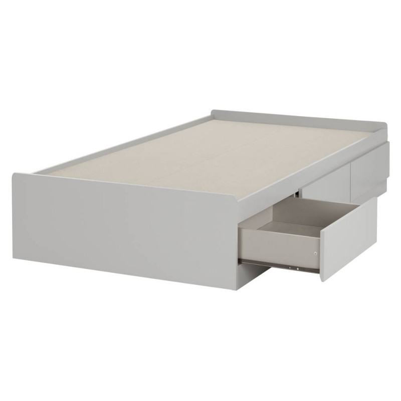 South Shore - Cookie - Mates Bed with 3 Drawers