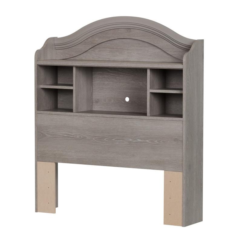 South Shore - Savannah - Bookcase Headboard