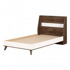 South Shore - Yodi - Single Bed Set - Plateform Ped And HeadBoard Kit