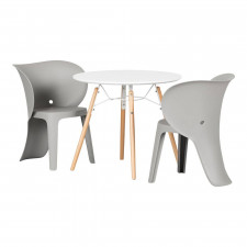 South Shore - Sweedi - Kids Eiffel Table & Chairs Set