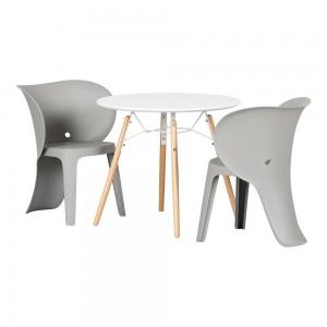 South Shore - Sweedi - Kids Eiffel Table & Chairs Set