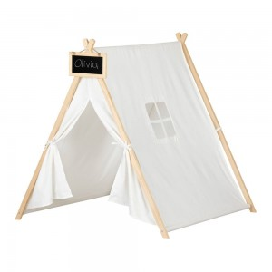South Shore - Sweedi - Scandinavian Play Tent with Chalkboard