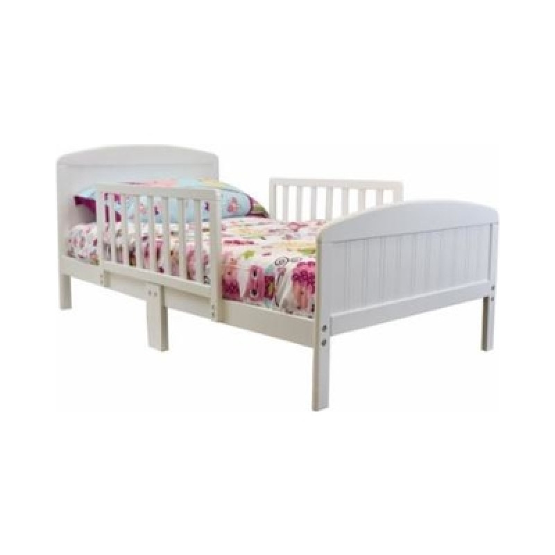 Rack Furniture - Harrisburg Toddler Bed - White
