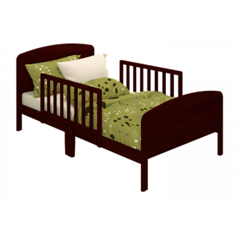 Rack Furniture - Harrisburg Toddler Bed - Rich Cherry