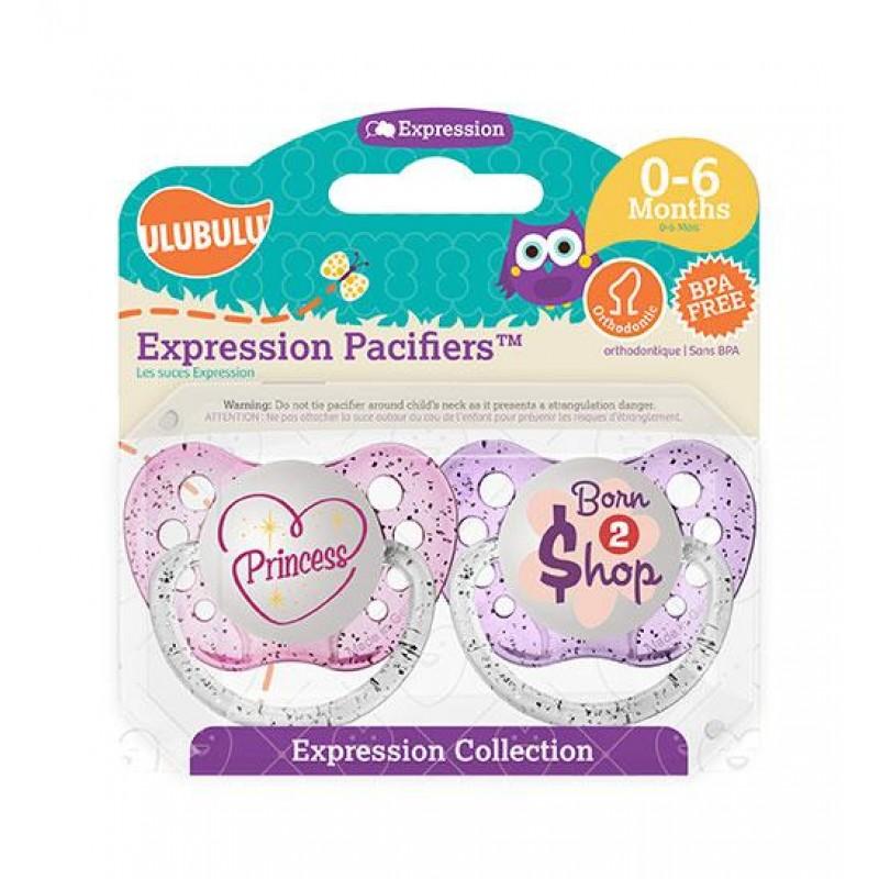 Ulubulu - Succettes Expression - Princesse 0 - 6 Mois