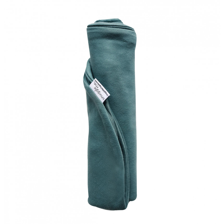 Snuggle Me Organic - Lounger Cotton Cover - Moss