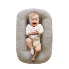Snuggle Me Organic - Organic Infant Lounger - Birch