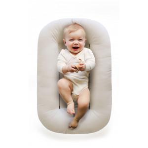 Snuggle Me Organic - Organic Infant Lounger - Natural
