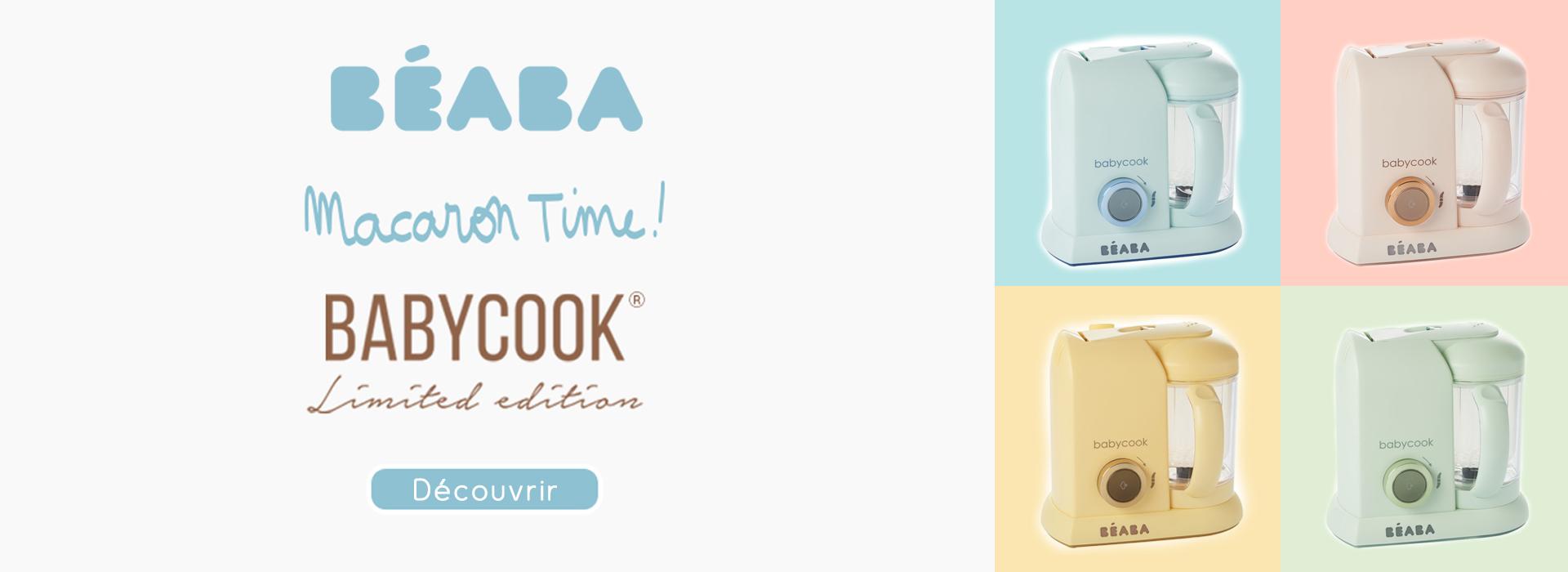 Beaba - Nouvelle collection Babycook Macaron