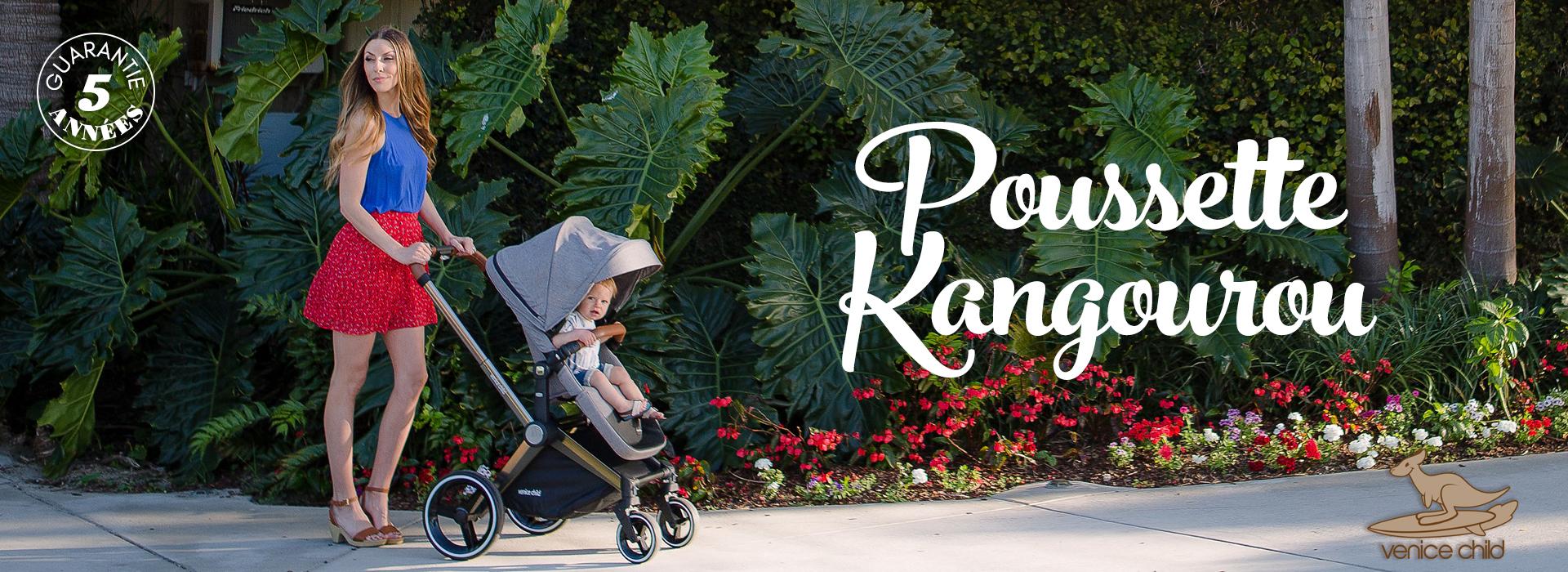 Venice Child - Poussette Kangourou