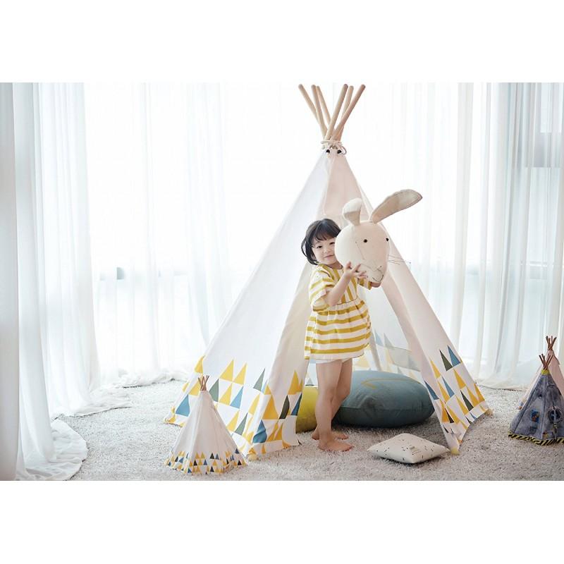 Around The Crib - Tente Little Scandy avec LED et tapis