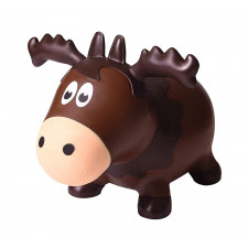 Farm Hoppers - Moose Inflatable Bouncer