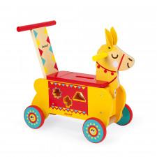 Janod - Lama Ride-On
