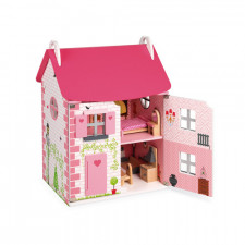 Janod - Mademoiselle Doll's House (Wood)