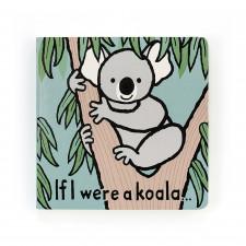 Jellycat - If I Were A Koala Book