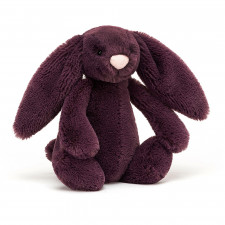 Jellycat - Bashful Plum Bunny Small