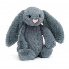 Jellycat - Bashful Dusky Blue Bunny Medium