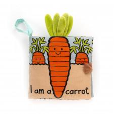 Jellycat - I Am A Carrot Book