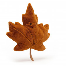 Jellycat - Woodland Maple Leaf