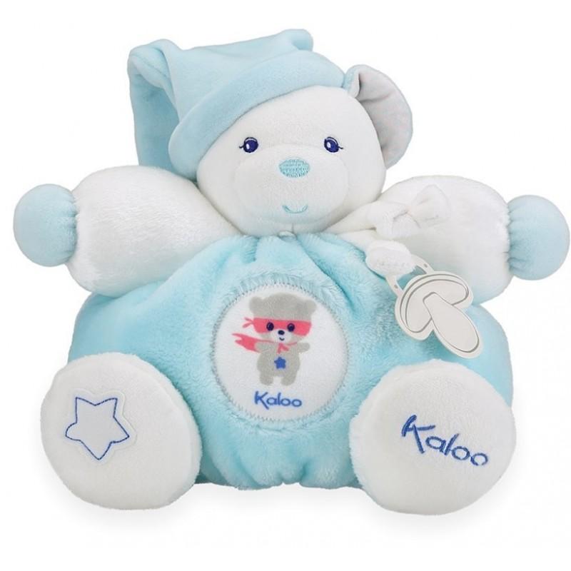 Kaloo - Imagine - Medium Aqua Bear