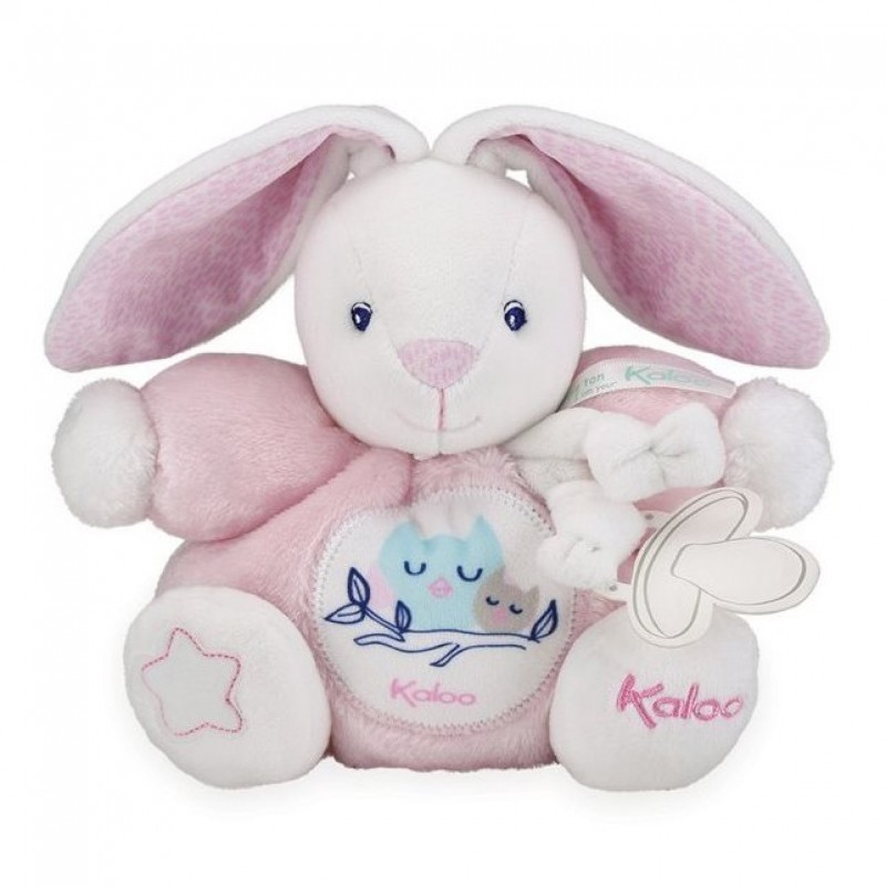 Kaloo - Imagine - Moyen Lapin Rose
