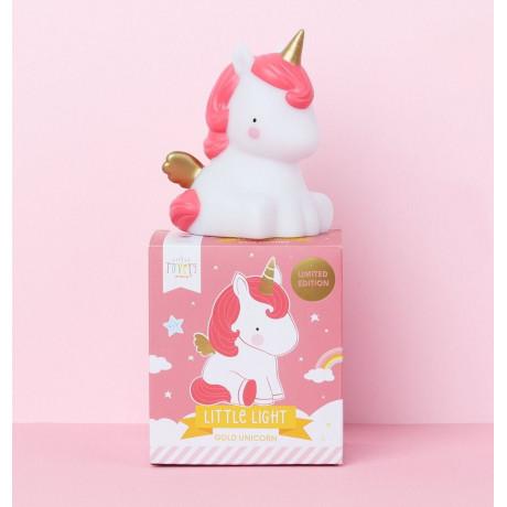 A Little Lovely Company - Baby Unicorn LED Light
