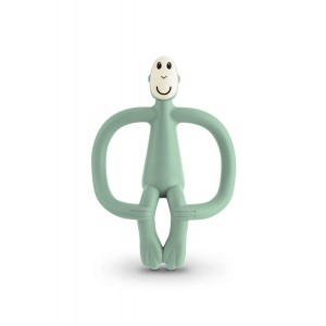 Matchstick Monkey - Teething Toy - Mint Green
