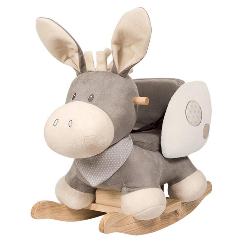 Nattou - Cappuccino Donkey Rocker