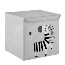 Potwells - Storage Box - Zebra
