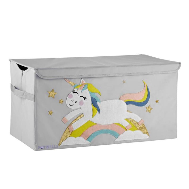 Potwells - Storage Chest - Unicorn