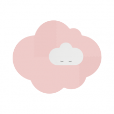 Quut - Head in the Clouds Playmat - Pink