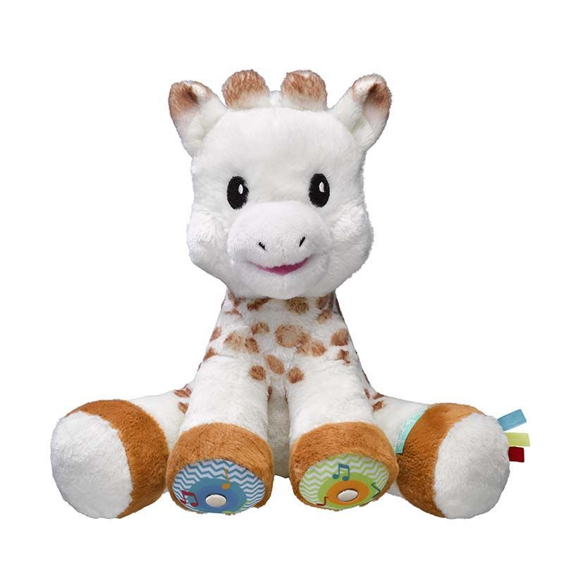 Sophie la Girafe - Touch & Play Music Plush