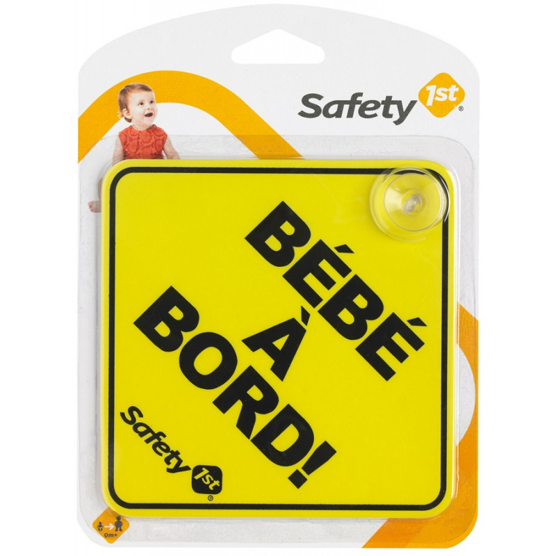 Safety 1st - Bébé à Bord (Version Française)