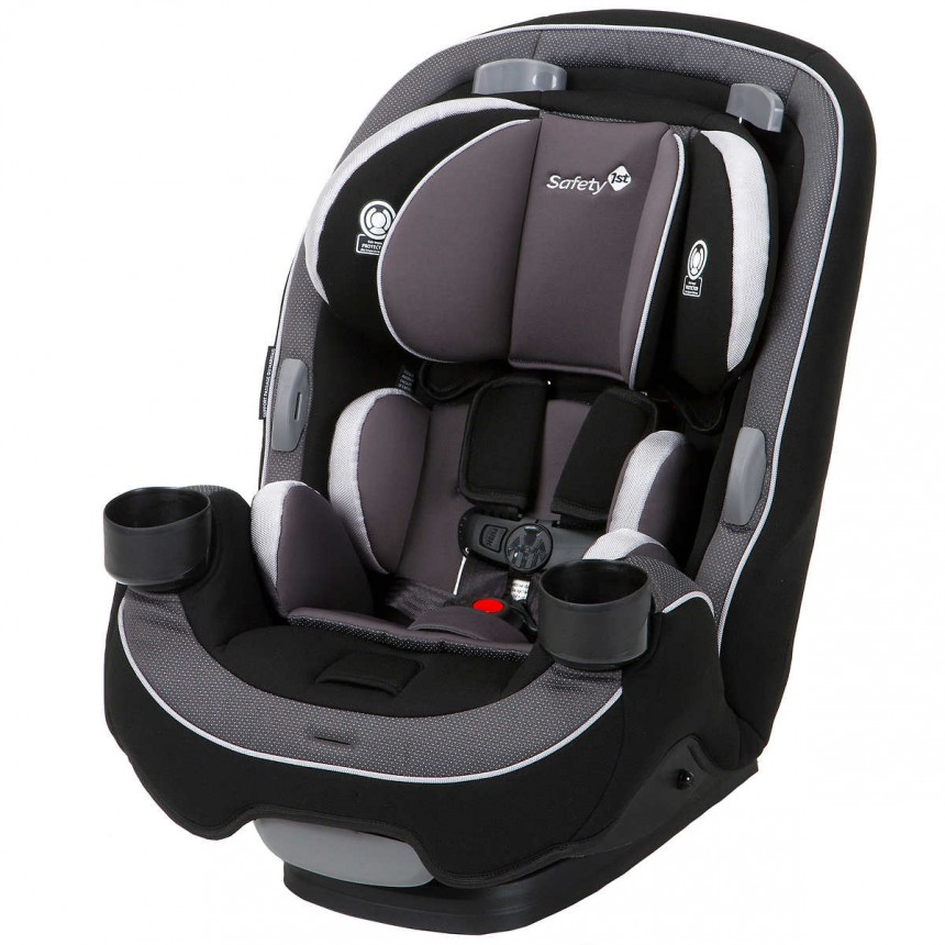 Safety 1st - Siège d'auto transformable 3-en-1 Grow and Go - Roan