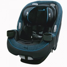 Safety 1st - Siège d'auto transformable 3-en-1 Grow and Go - Seabreeze