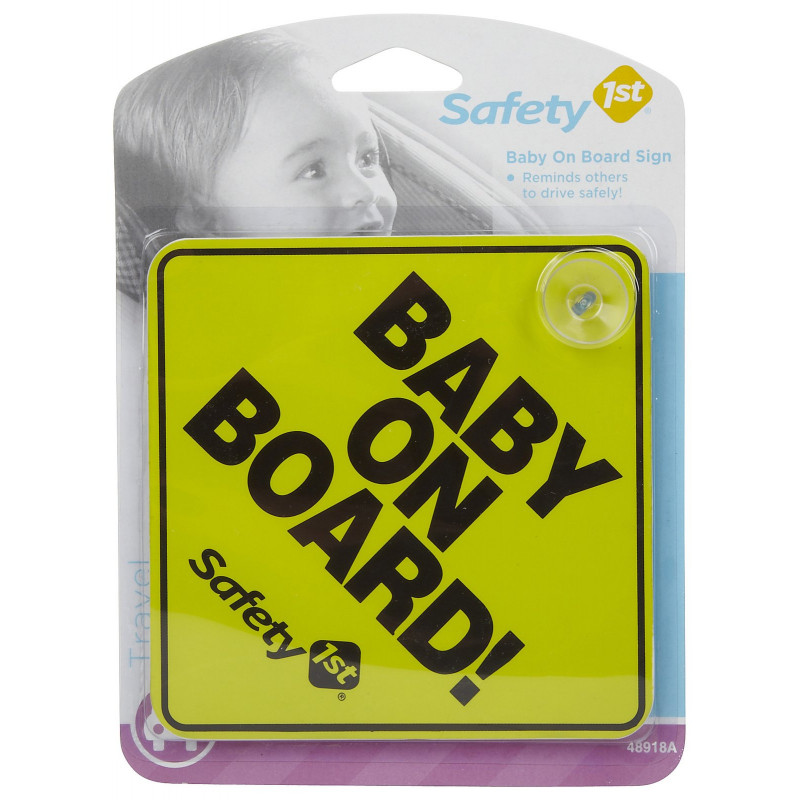 Safety 1st - Baby On Board (Version Anglaise)