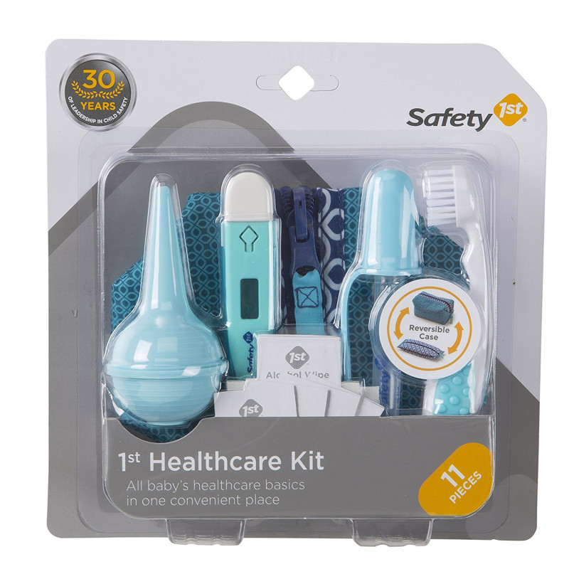 Safety 1st - Healthcare Kit -Blue