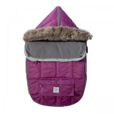 7AM - Le Sac Igloo 500 Moyen (6-18M) Raisin