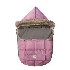 7AM - Le Sac Igloo 500 Petit (0-6M) Rose