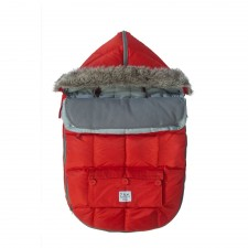 7AM - Le Sac Igloo 500 Petit (0-6M) Rouge