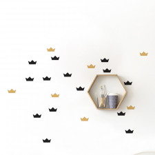 AD-Zif - Wall Decals - Pointy Hats