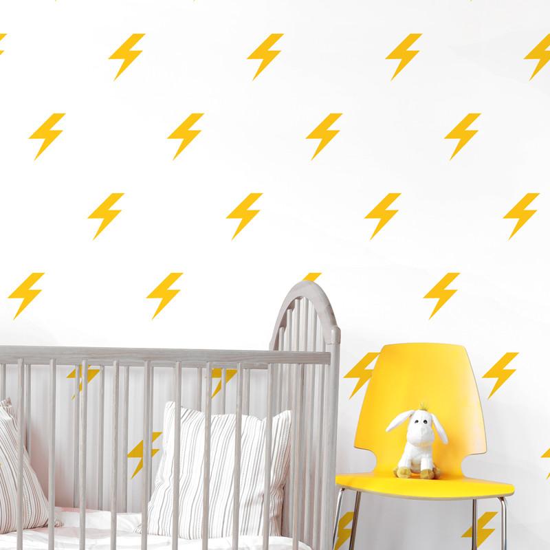 AD-Zif - Autocollant Mural - Électrisant