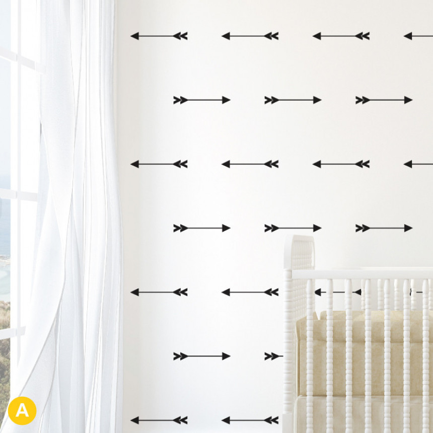 AD-Zif - Wall Decals - Cupidon