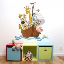 AD-Zif - Wall Decals - Funny Ship's Boys